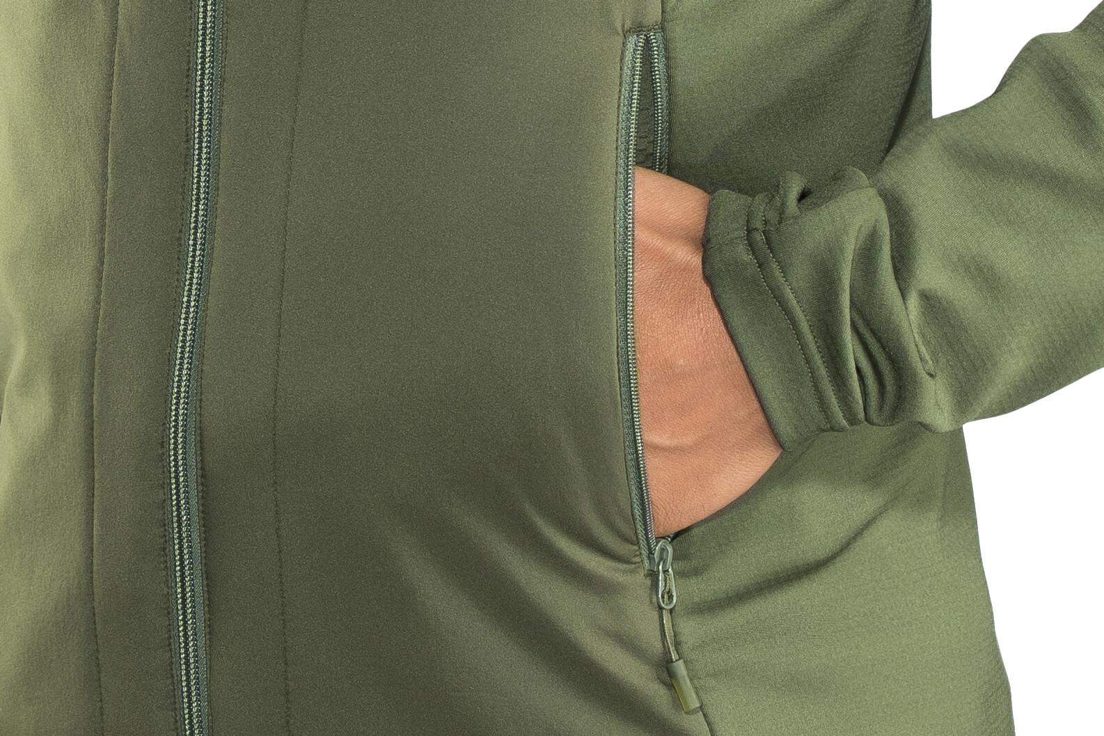 Bergans Fl 248 Yen Light Insulated Jacket Men Seaweed Khaki